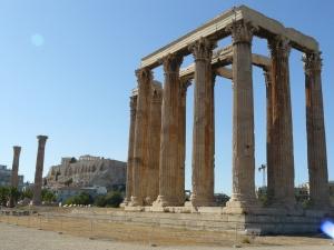 Athens ruins