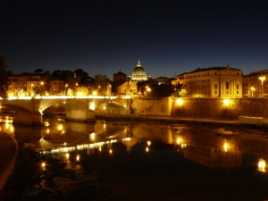 Vatican at Night