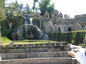 Fountains - Villa D'Este