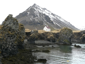 Church at Snaefellsnes